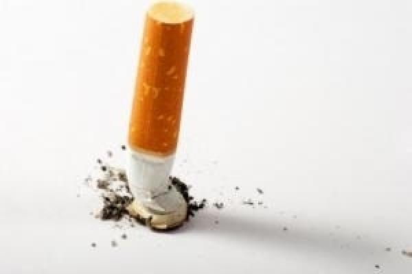 O tabagismo e a perda de visão.